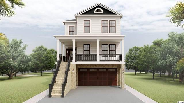 Lot 16 St. Julian Ln., Myrtle Beach, SC 29579 (MLS #2007059) :: The Trembley Group | Keller Williams