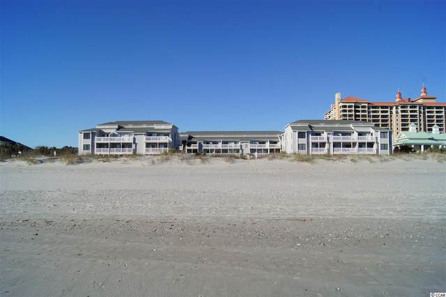 1806 N Ocean Blvd. 202C, North Myrtle Beach, SC 29582 (MLS #2007245) :: The Lachicotte Company