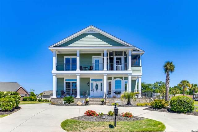 898 Bluffview Dr., Myrtle Beach, SC 29579 (MLS #2009449) :: Jerry Pinkas Real Estate Experts, Inc