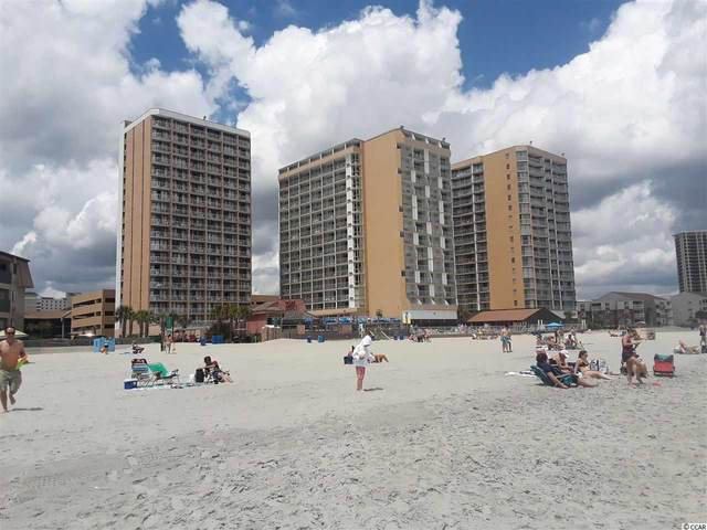 9550 Shore Dr. #1403, Myrtle Beach, SC 29572 (MLS #2009900) :: Leonard, Call at Kingston