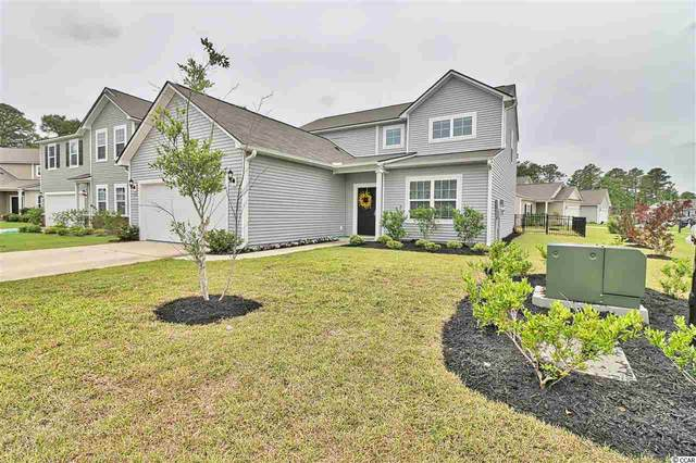 3800 Tyford Ct., Myrtle Beach, SC 29579 (MLS #2010415) :: The Greg Sisson Team with RE/MAX First Choice