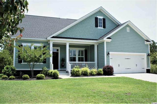 338 Winston Circle, Pawleys Island, SC 29585 (MLS #2010761) :: The Lachicotte Company