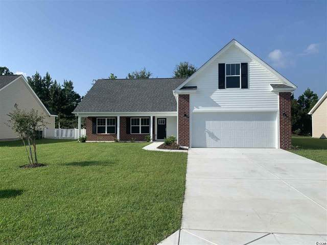 166 Riverwatch Dr., Conway, SC 29527 (MLS #2011090) :: Garden City Realty, Inc.