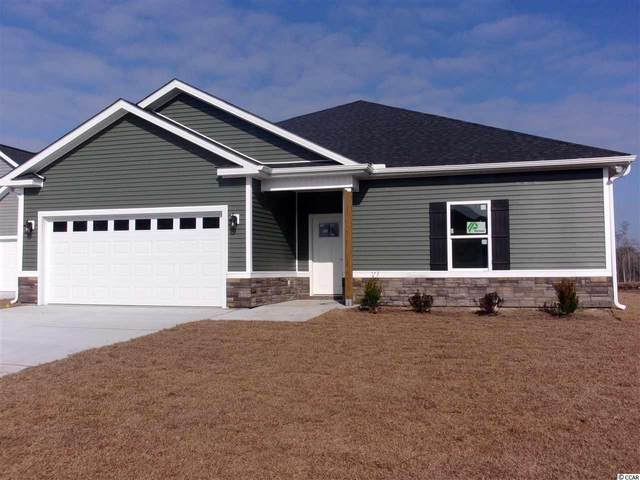 631 Belmont Dr., Conway, SC 29526 (MLS #2011389) :: Welcome Home Realty
