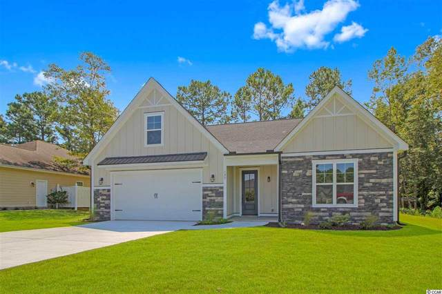132 Swallowtail Ct., Little River, SC 29566 (MLS #2011816) :: James W. Smith Real Estate Co.