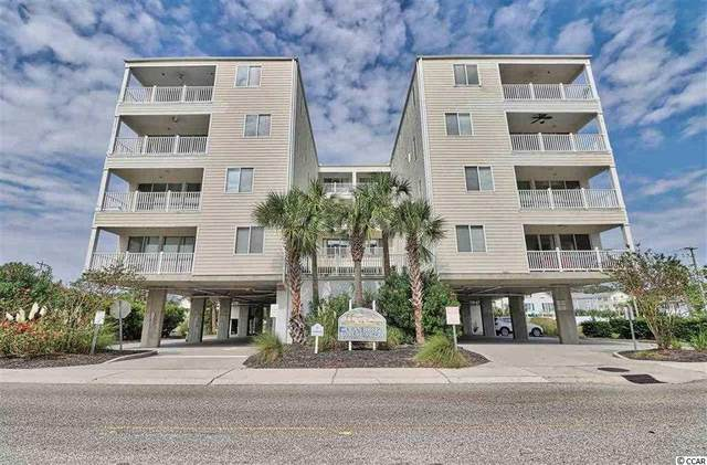 4604 S Ocean Blvd. 4-A, North Myrtle Beach, SC 29582 (MLS #2012915) :: Grand Strand Homes & Land Realty