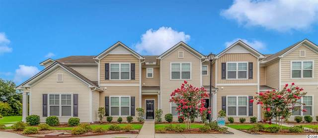 372 Castle Dr. #1449, Myrtle Beach, SC 29579 (MLS #2013180) :: James W. Smith Real Estate Co.