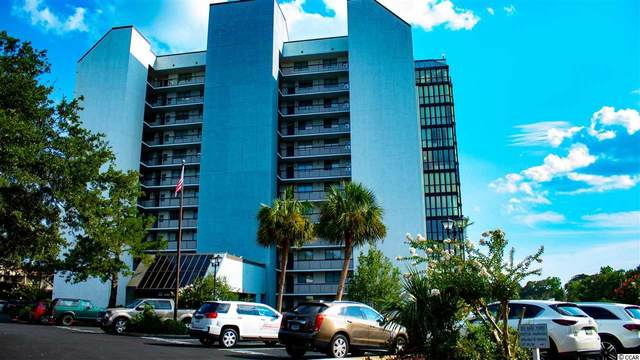 311 N 69th Ave. N #204, Myrtle Beach, SC 29572 (MLS #2013182) :: James W. Smith Real Estate Co.