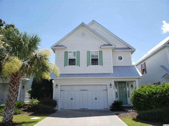 4829 Cantor Ct., North Myrtle Beach, SC 29582 (MLS #2013817) :: James W. Smith Real Estate Co.