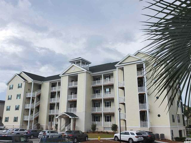 601 Hillside Dr. N #2503, North Myrtle Beach, SC 29582 (MLS #2014002) :: The Lachicotte Company