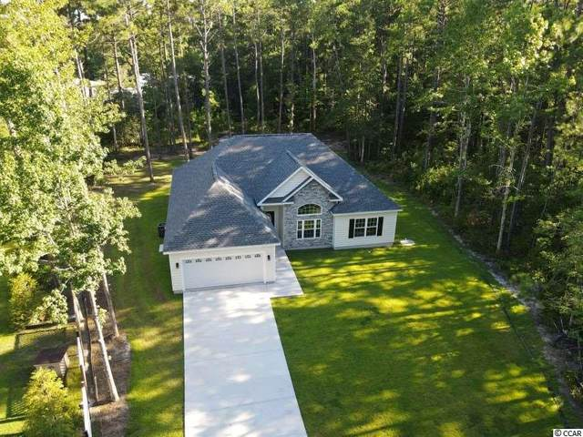 409 Laurel Ct., Calabash, NC 28467 (MLS #2014770) :: The Lachicotte Company