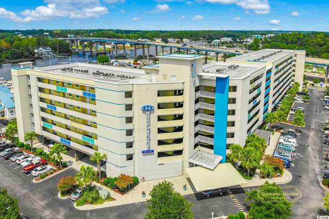 2100 Sea Mountain Hwy. #212, North Myrtle Beach, SC 29582 (MLS #2014774) :: James W. Smith Real Estate Co.