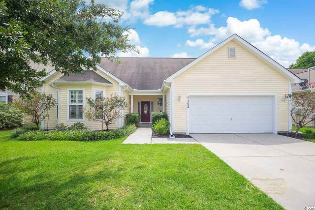 752 Indian Wood Ln., Myrtle Beach, SC 29588 (MLS #2015376) :: James W. Smith Real Estate Co.