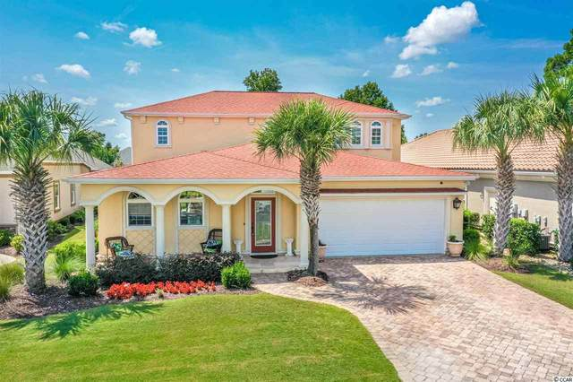 1007 Bluffview Dr., Myrtle Beach, SC 29579 (MLS #2015520) :: James W. Smith Real Estate Co.