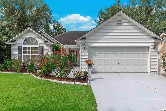 1901 Tree Circle, Surfside Beach, SC 29575 (MLS #2016649) :: The Lachicotte Company