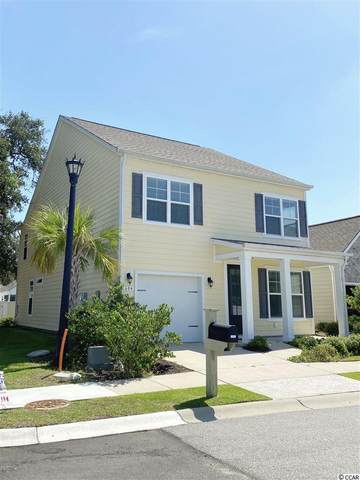 604 Lorenzo Dr., North Myrtle Beach, SC 29582 (MLS #2017099) :: James W. Smith Real Estate Co.