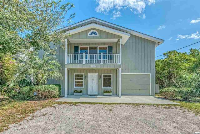 436 Parker Dr., Pawleys Island, SC 29585 (MLS #2017837) :: The Litchfield Company