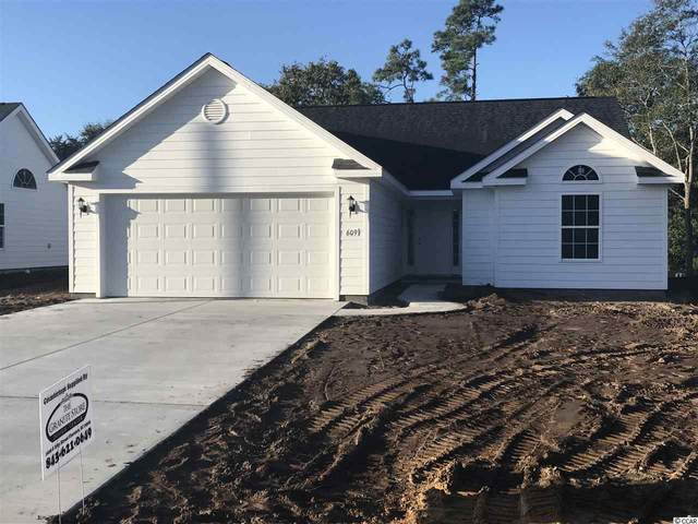 605 S 11th Ave. S, Myrtle Beach, SC 29577 (MLS #2018019) :: The Lachicotte Company