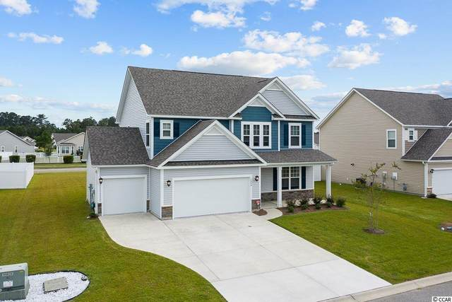 1354 Tessara Way, Myrtle Beach, SC 29579 (MLS #2018280) :: James W. Smith Real Estate Co.