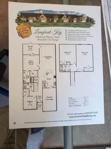 216 Je Edward Dr. #11, Myrtle Beach, SC 29588 (MLS #2018583) :: Grand Strand Homes & Land Realty