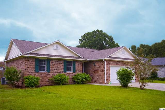 9257 Greeneedle Pl., Murrells Inlet, SC 29576 (MLS #2019445) :: The Greg Sisson Team with RE/MAX First Choice