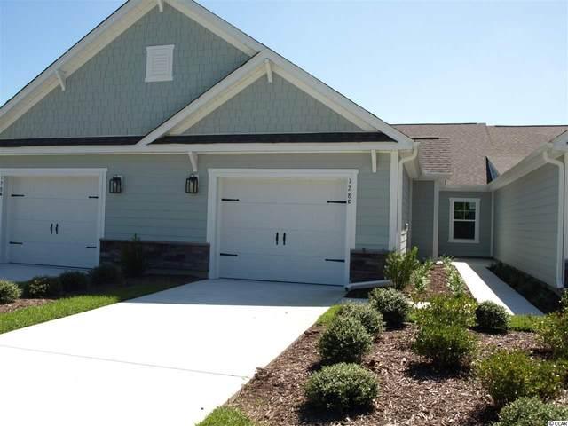 128-C Queens Cove Place 128-C, Myrtle Beach, SC 29579 (MLS #2020109) :: James W. Smith Real Estate Co.