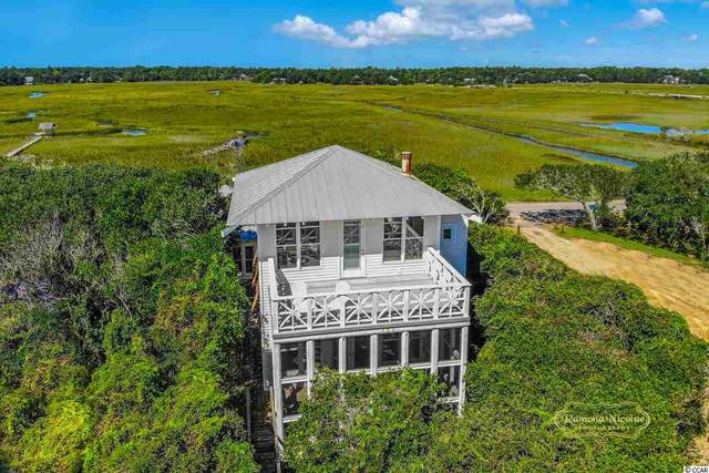 492 Myrtle Ave., Pawleys Island, SC 29585 (MLS #2020292) :: Garden City Realty, Inc.