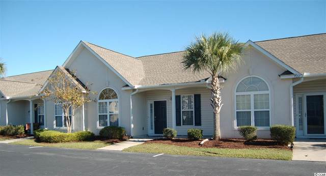 926 Wrigley Dr. 16-3, Myrtle Beach, SC 29588 (MLS #2021552) :: The Litchfield Company