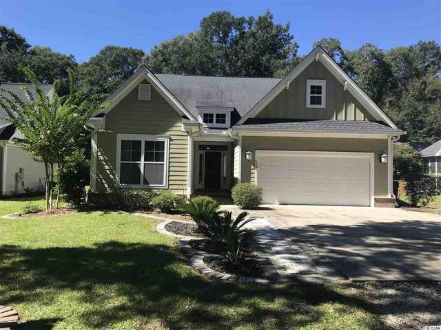 949 Old Plantation Dr., Pawleys Island, SC 29585 (MLS #2021671) :: Duncan Group Properties