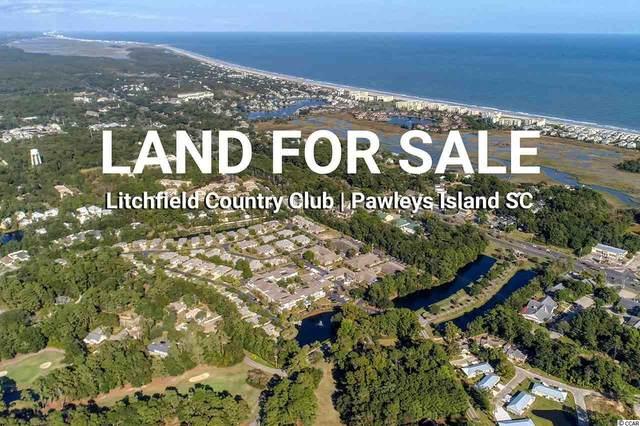 Lot 30 Graham Way, Pawleys Island, SC 29585 (MLS #2021748) :: Armand R Roux   Real Estate Buy The Coast LLC