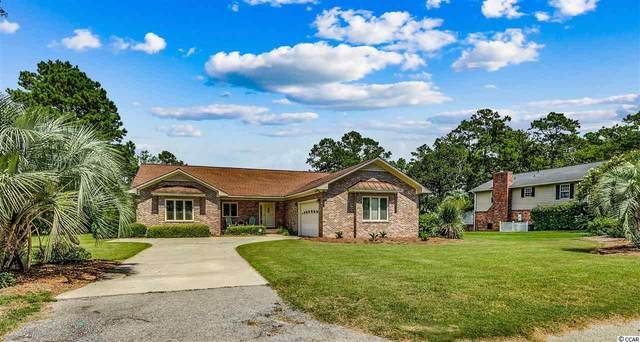 4497 Lake Circle Dr., Little River, SC 29566 (MLS #2022549) :: Armand R Roux | Real Estate Buy The Coast LLC