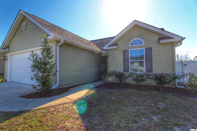 481 Irees Way, Longs, SC 29568 (MLS #2022790) :: The Litchfield Company