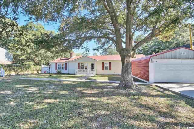 4423 Lakeside Dr., Little River, SC 29566 (MLS #2022828) :: Duncan Group Properties