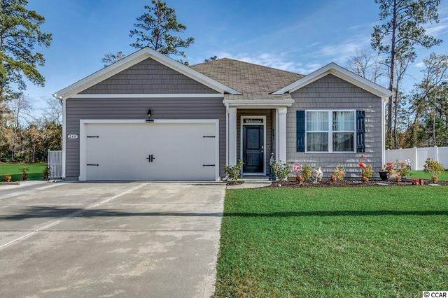 248 Carmello Circle, Conway, SC 29526 (MLS #2025914) :: The Lachicotte Company