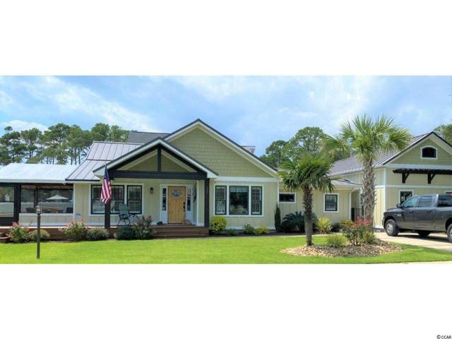 305 11th Ave. S, North Myrtle Beach, SC 29582 (MLS #2026711) :: The Lachicotte Company