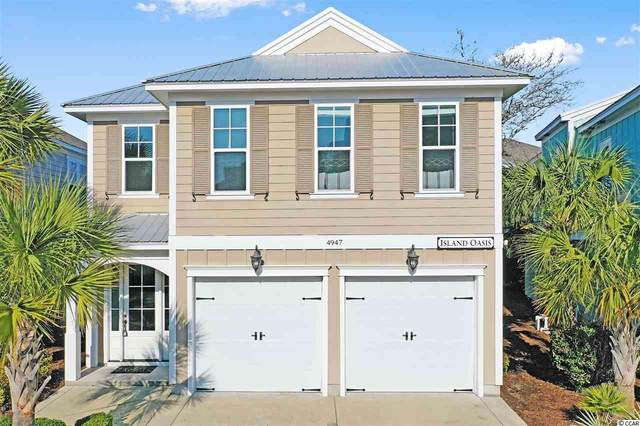 4947 Salt Creek Ct., North Myrtle Beach, SC 29582 (MLS #2100151) :: The Lachicotte Company