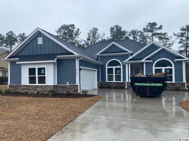 1104 Cycad Dr., Myrtle Beach, SC 29579 (MLS #2100165) :: The Litchfield Company
