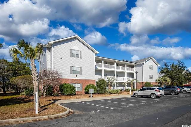 4811 Innisbrook Ct. #311, Myrtle Beach, SC 29579 (MLS #2100505) :: The Greg Sisson Team with RE/MAX First Choice
