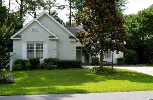 364 Dornoch Dr., Pawleys Island, SC 29585 (MLS #2100513) :: The Litchfield Company