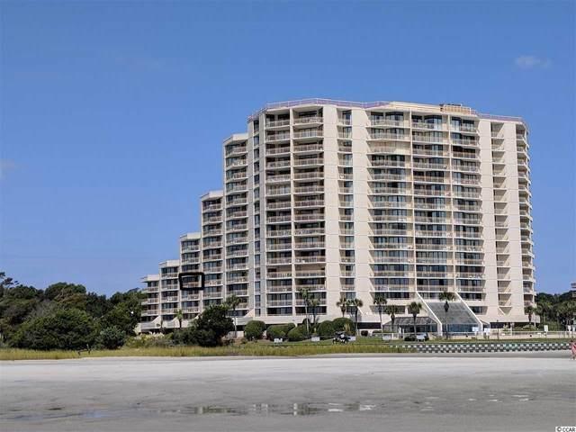 101 Ocean Creek Dr. Pp4, Myrtle Beach, SC 29572 (MLS #2100619) :: Right Find Homes