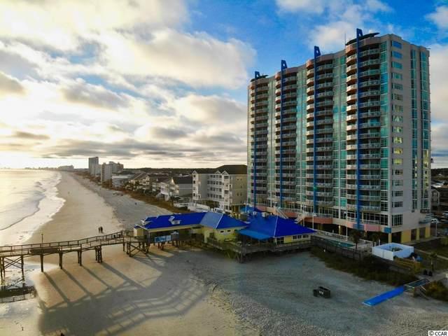3500 N Ocean Blvd. #1605, North Myrtle Beach, SC 29582 (MLS #2100682) :: Duncan Group Properties