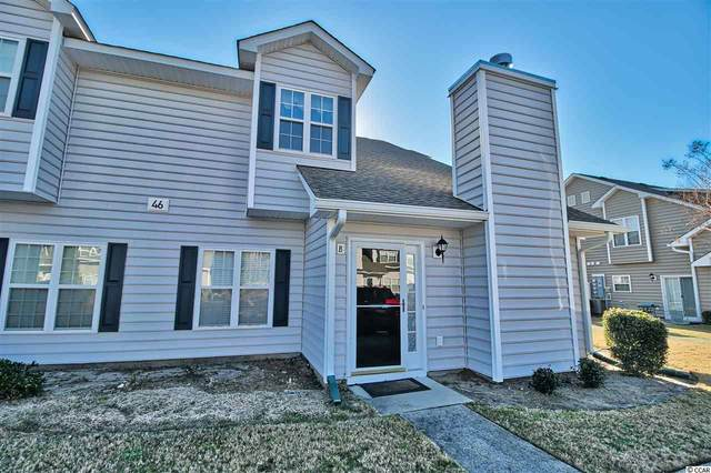 503 20th Ave. N 46B, North Myrtle Beach, SC 29582 (MLS #2101193) :: Right Find Homes