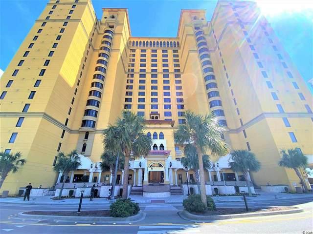 2600 N Ocean Blvd. #608, Myrtle Beach, SC 29577 (MLS #2101907) :: Duncan Group Properties