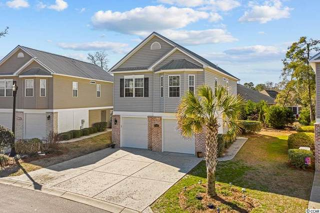 1706 Cottage Cove Circle, North Myrtle Beach, SC 29582 (MLS #2102168) :: The Litchfield Company