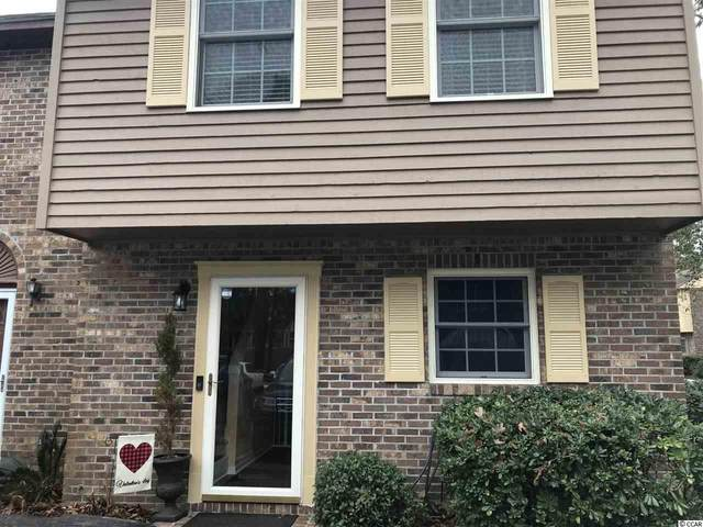 830 44th Ave. N I-6, Myrtle Beach, SC 29577 (MLS #2102296) :: The Litchfield Company