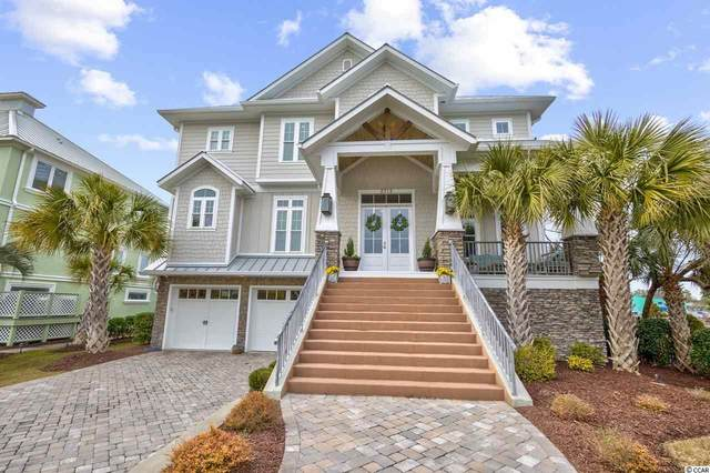 2713 Ships Wheel Dr., North Myrtle Beach, SC 29582 (MLS #2102319) :: Jerry Pinkas Real Estate Experts, Inc