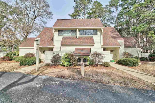 290 Tall Pines Way 6-30, Pawleys Island, SC 29585 (MLS #2102697) :: The Litchfield Company