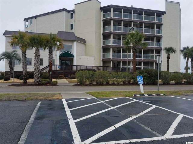 4525 S South Ocean Blvd. #301, North Myrtle Beach, SC 29582 (MLS #2103500) :: Dunes Realty Sales