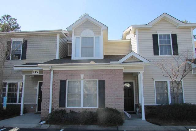 "117 Maddux Ln. Unit ""D"", Myrtle Beach, SC 29588 (MLS #2103931) :: The Litchfield Company"