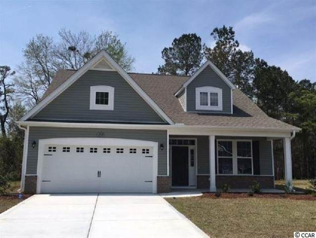 129 Board Landing Circle, Conway, SC 29526 (MLS #2104502) :: Surfside Realty Company